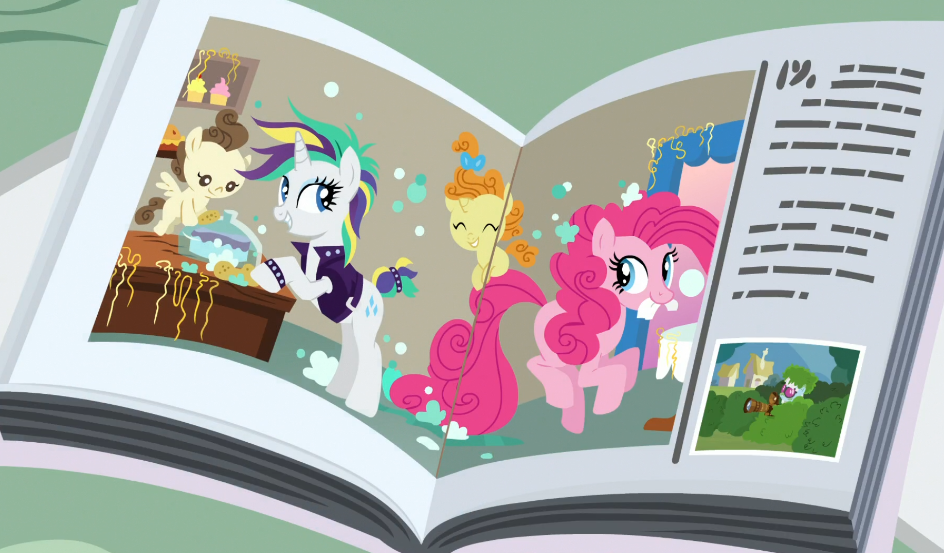 Rarity Great Pictures In Magazim 5 by Wakko2010
