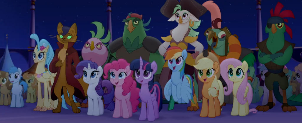 My little Pony : The Movie Moments 45