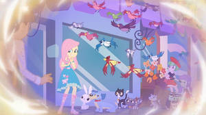 MLP Equestria Girls Overpowered Moments 3