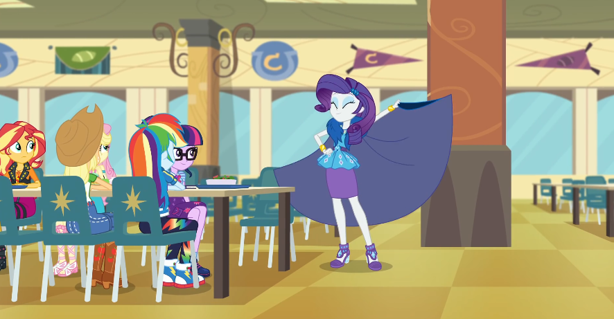 MLP EQG Best Trends Foreve  Moments 11 by Wakko2010