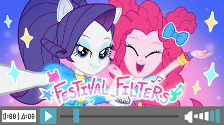 MLP EQG Season 2  Festival Filters part Name by Wakko2010