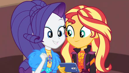 MLP EQG Season 2  Festival Filters Moments 1 by Wakko2010