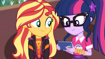 MLP EQG Season 2  Festival Filters Moments 3 by Wakko2010