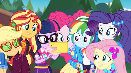 MLP EQG Season 2  Festival Filters Moments 4 by Wakko2010