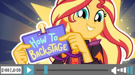 MLP EQG Season 2  How to Backstage  part Name by Wakko2010
