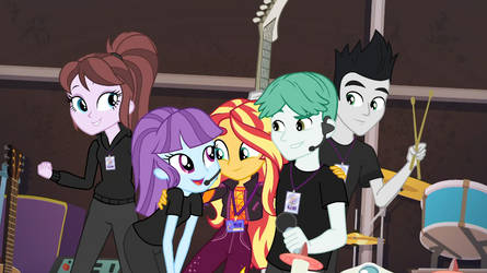 MLP EQG Season 2  How to Backstage  Moments 3