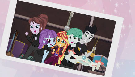 MLP EQG Season 2  How to Backstage  Moments 4