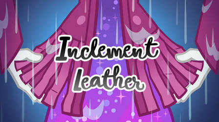 MLP EQG Season 2 Inclement Leather  part Name