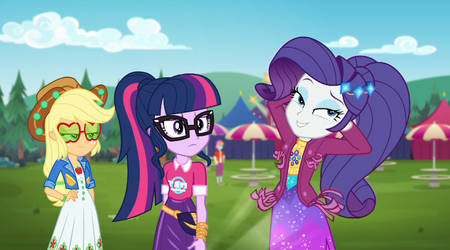 MLP EQG Season 2 Inclement Leather  Moments 1