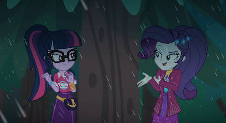 MLP EQG Season 2 Inclement Leather  Moments 5