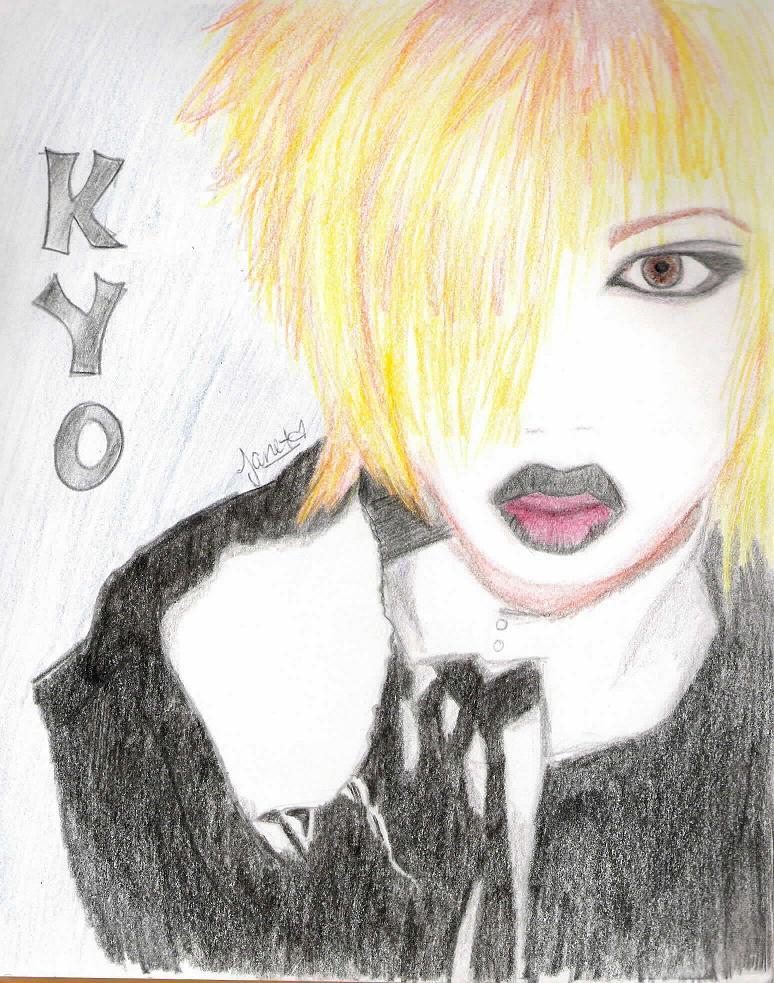 Dir en Grey - Kyo by moffattgurl