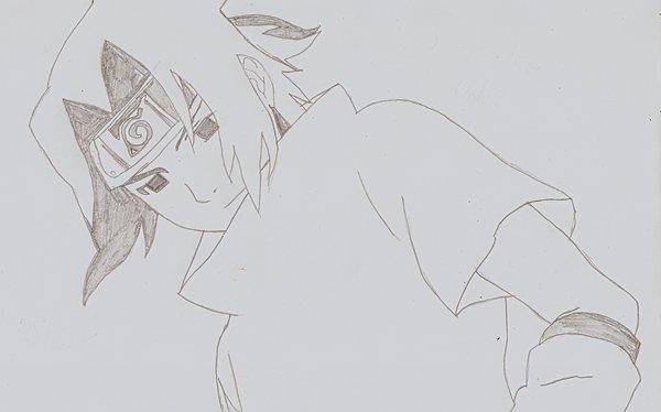 Sasuke Uchiha By Cllaudiiia On Deviantart