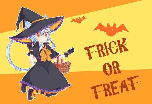 AA : Happy Halloween~