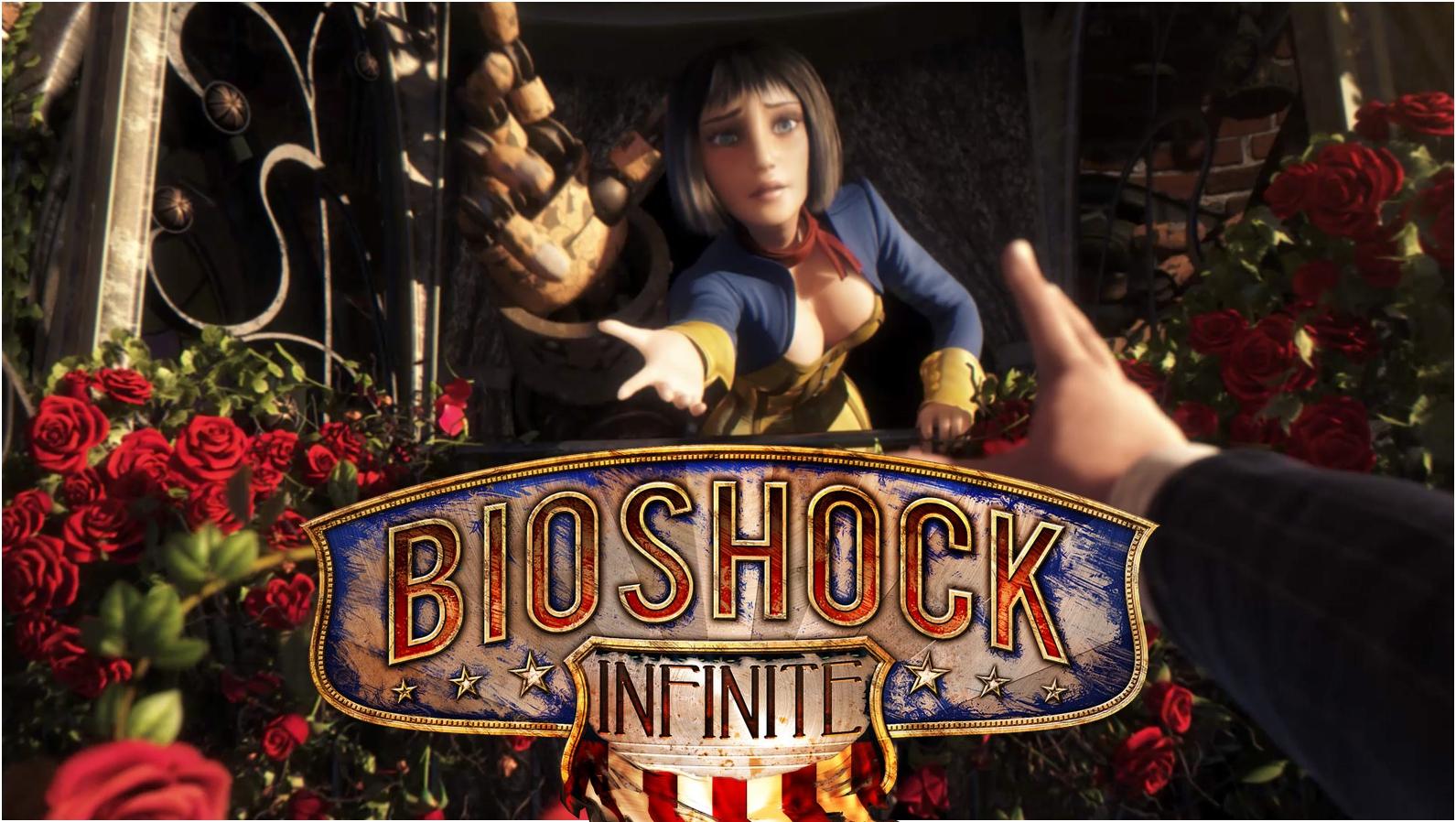 Bioshock Infinite by JoeAllen32