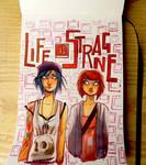 LifeIsStrange - Fanart