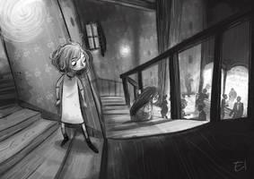 #childrensillustration by Elena-El