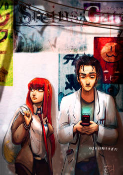 [Fanart] Steins Gate