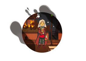 #MisadventureMay 01_ Adventurer Protagonist