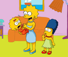 CMSN - Scrambled Simpsons by Glockens