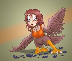 Harpy Day by Glockens