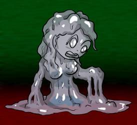 Melting Jelly by Glockens
