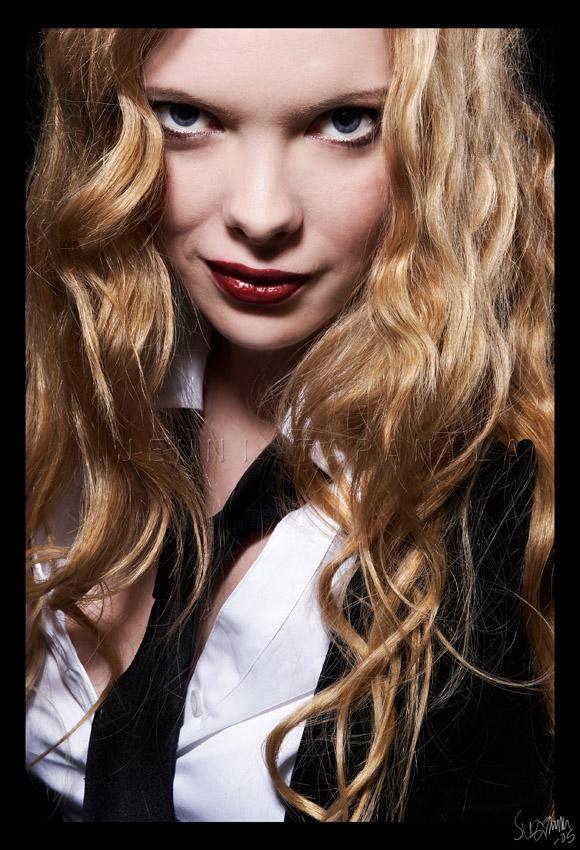 blonde by suzi9mm