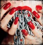 chain baby yeah -grunge by suzi9mm