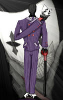 The Joker with no Face: Take 2 by Palaios