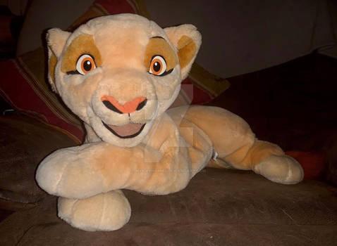 Kiara - The Lion King 2 - Jemini Plush