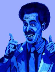 Jagshemash! My name a Borat. by Marianto