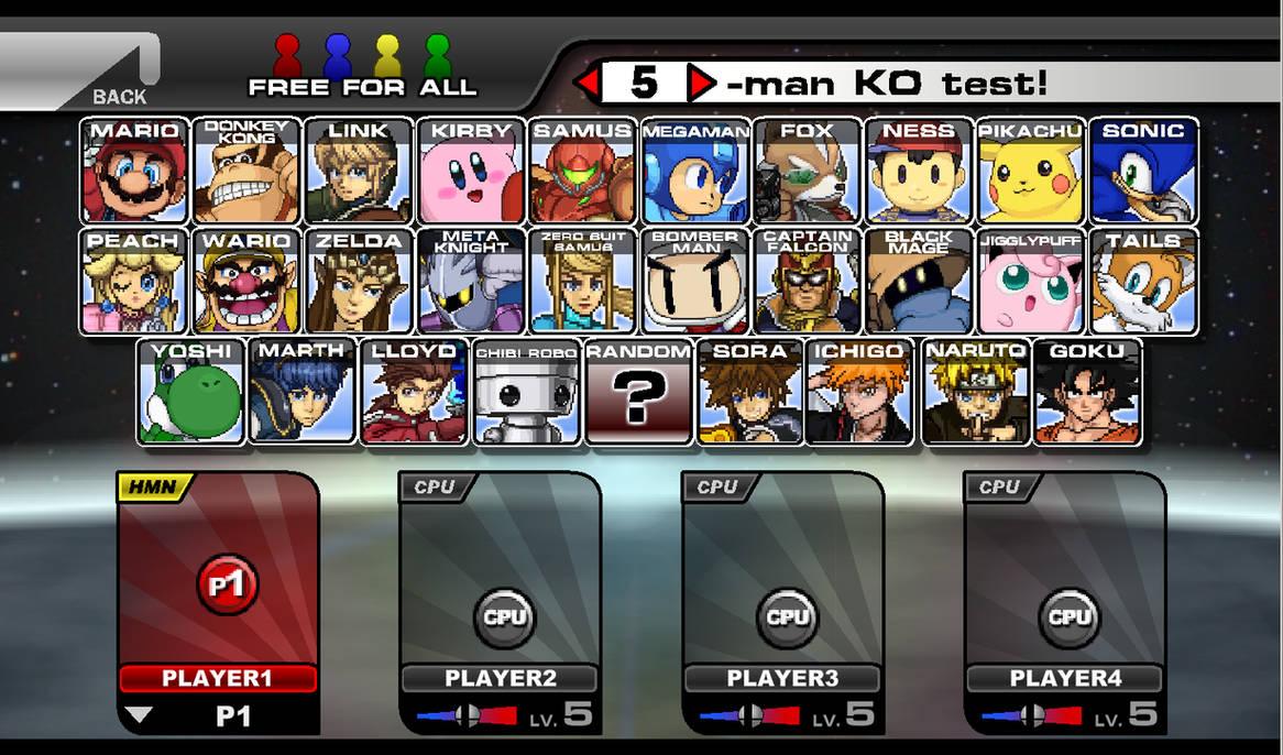 تحميل لعبة super smash flash 2 للكمبيوتر
