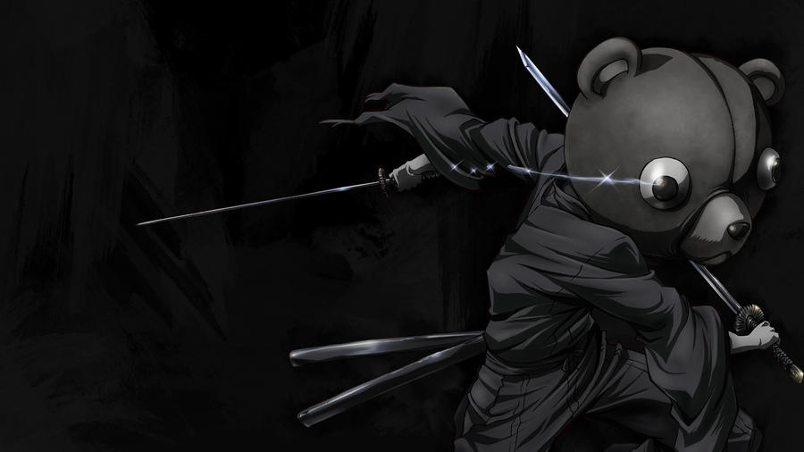 1600 x 900 wallpapers. AfroSamurai Wallpaper 1600x900