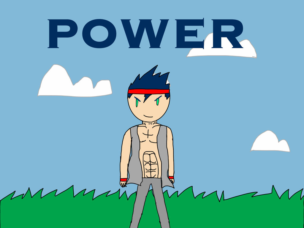 Power Cover Page by NeonNinjaSlash