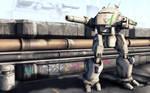Battletech - UrbanMech