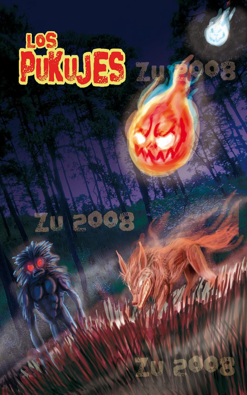 LOS PUKUJES by zu-2099