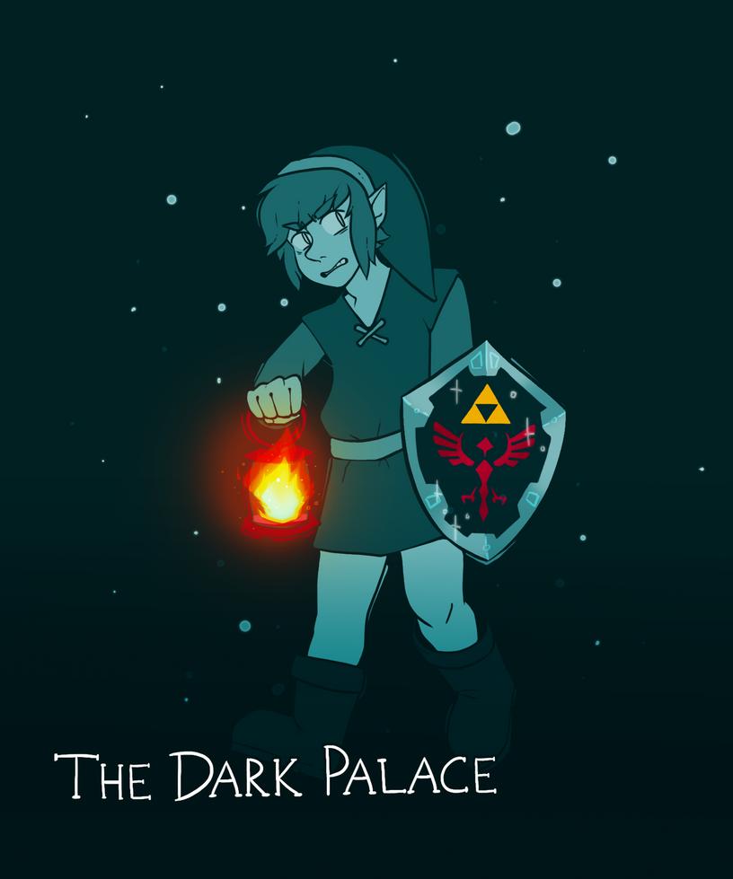 The dark palace by Matheamatical