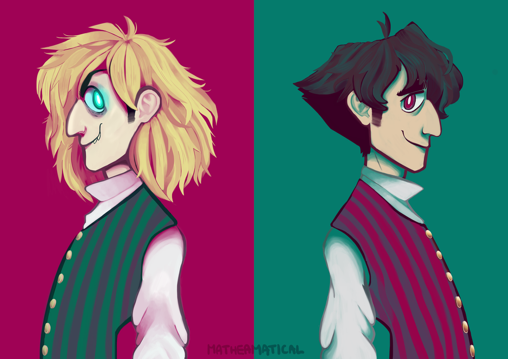 Jekyll And Hyde by Matheamatical