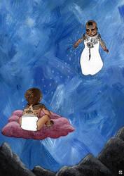Omnipotent Babies II by Jemilla Lea by bukimichan