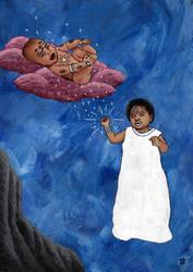 Omnipotent Babies III by Jemilla Lea by bukimichan