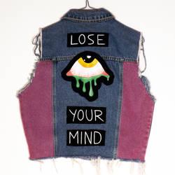 'Lose Your Mind' Vest by bukimichan