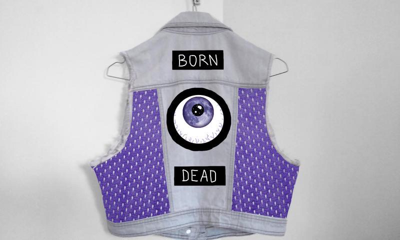 Born Dead Vest Concept/Mockup by bukimichan