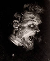 Metallica's James Hetfield by Schmedly