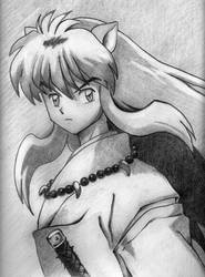 Inuyasha by Schmedly
