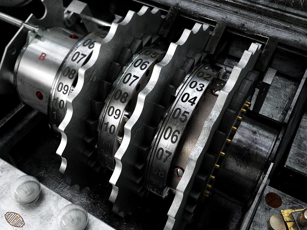 The Enigma Mechanism by TMC-Deluxe