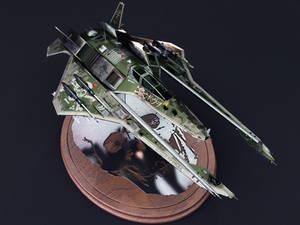 Pirate Interceptor Model