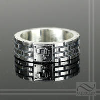 Super Mario Bro's Ring by mooredesign13