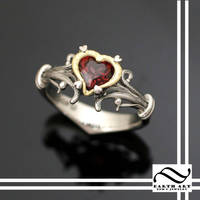 New heart Container Ring by mooredesign13