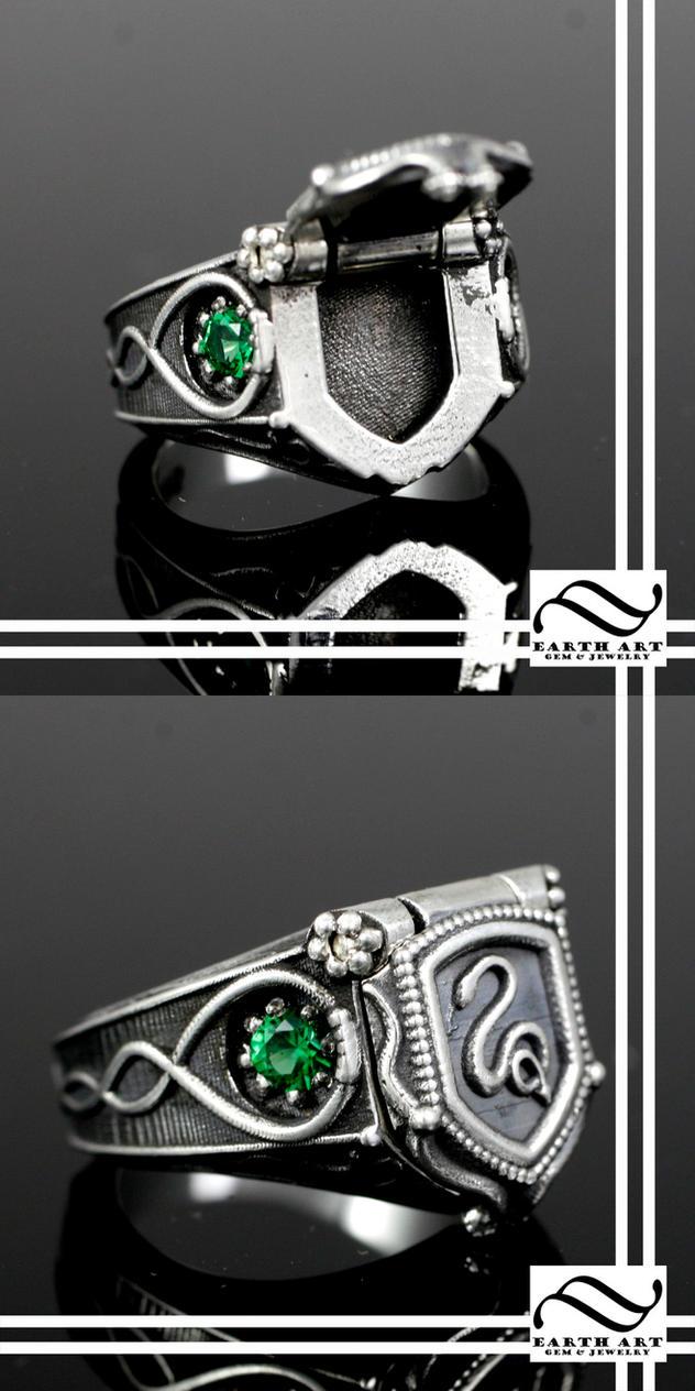 Hufflepuff Ring