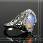 Opal in Vines