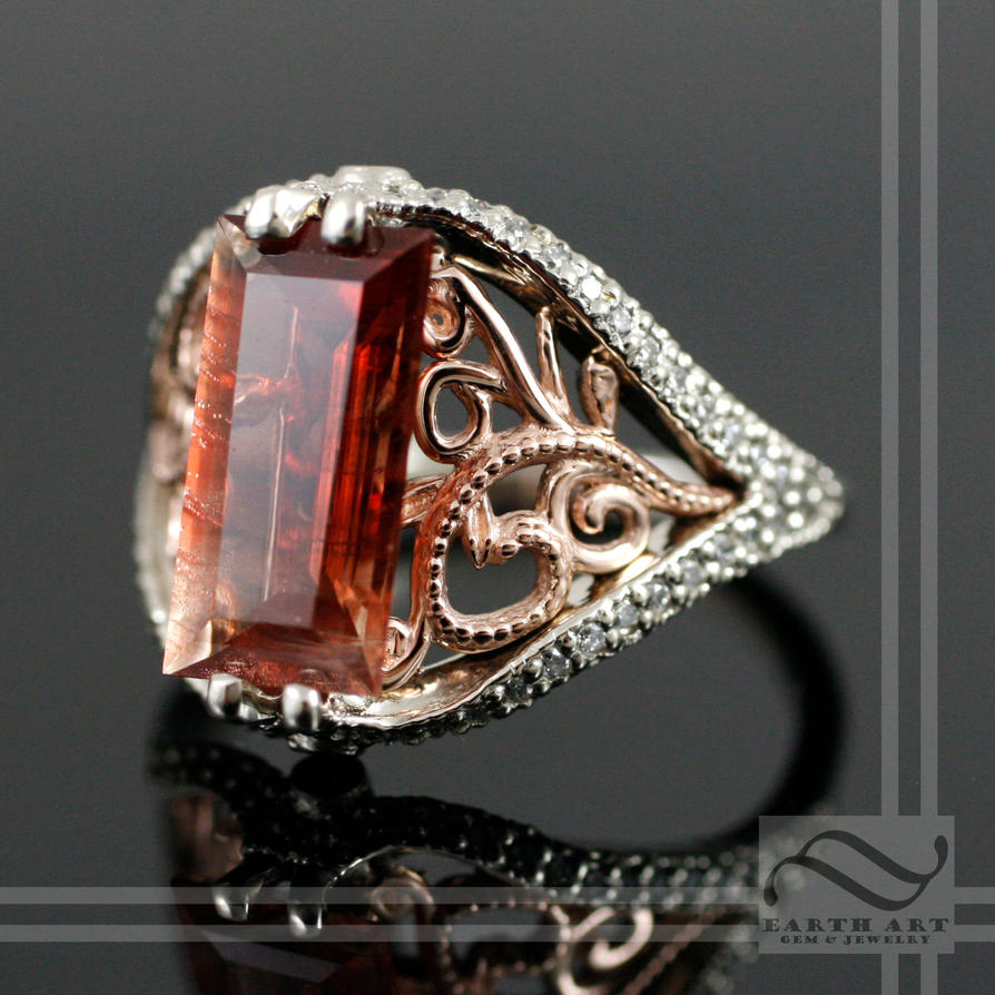 and trade jewelry sunstone stones rings using ethical fair designs engagement chunky sun mcfarland ring stone
